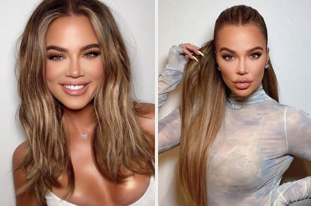 """Khloé Kardashian Finally Addressed Her """"Changing Look"""" After Fans Asked Questions About That """"Unrecognisable"""" Selfie https://t.co/BHDkNBAjhQ"""