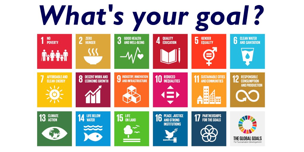 Have you been asked about the UN Sustainable Development Goals for a grant application?  We're surprised so few funders currently ask this question, and are confident this will change as the 2030 target grows ever nearer.  #SDGs #GlobalGoals #researchforthegoals #PhDchat #Postdocpic.twitter.com/22PE6K9E6B