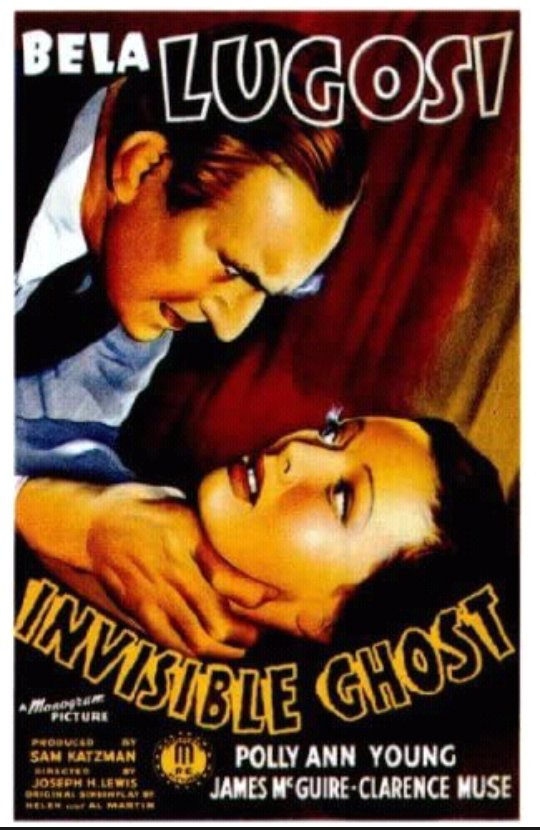 Invisible Ghost (1941) Dir: Joseph H. Lewis #NowWatching #NowPlaying  #cine pic.twitter.com/DvgbXke9N1