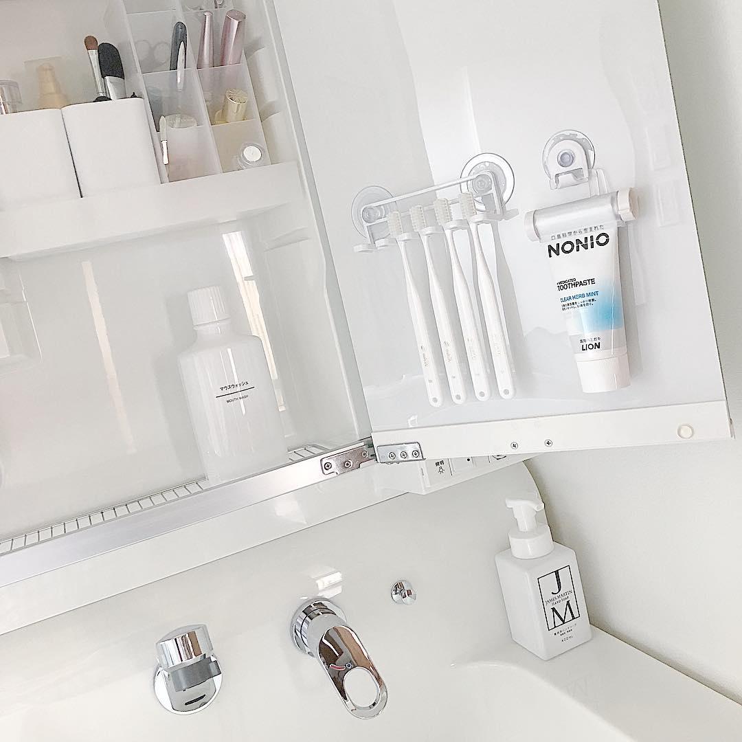 整理整頓をして生活力UP♡片付けが苦手でも簡単「洗面所の整理術」6選