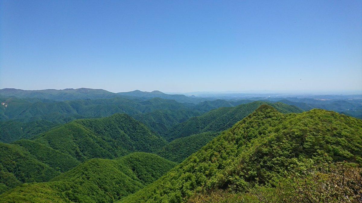 登山してきた。いいお天気。 https://t.co/m3W7xVrp8M