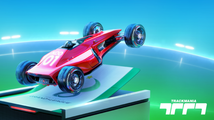 Trackmania Preview – Taking the Games as a Service Route dlvr.it/RXdbyD