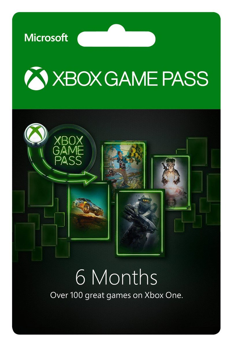 6 Months Ultimate Game pass giveaway!  Enjoy 100+ games and Xbox live gold.   How to Enter: 1) Follow @DomezTV 2) RT & Like this tweet 3) Tag 2 friends<br>http://pic.twitter.com/L193lRQDuf