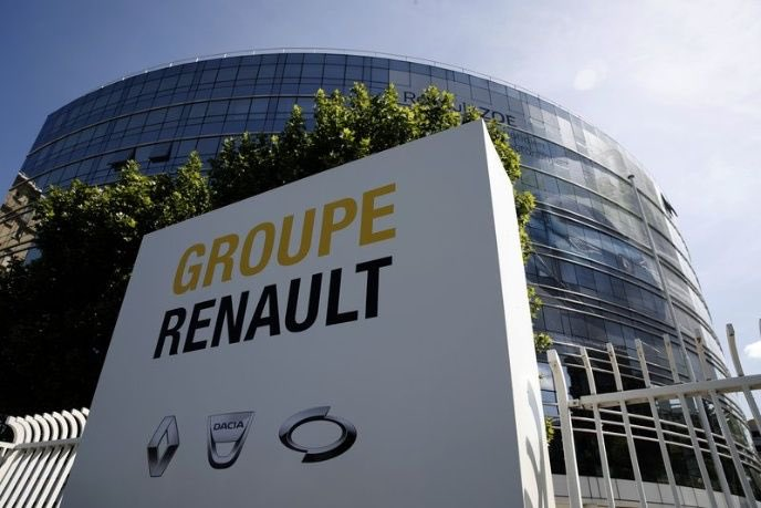 French automaker #Renault announced 15,000 #layoffs worldwidepic.twitter.com/VOrCrC5dQl