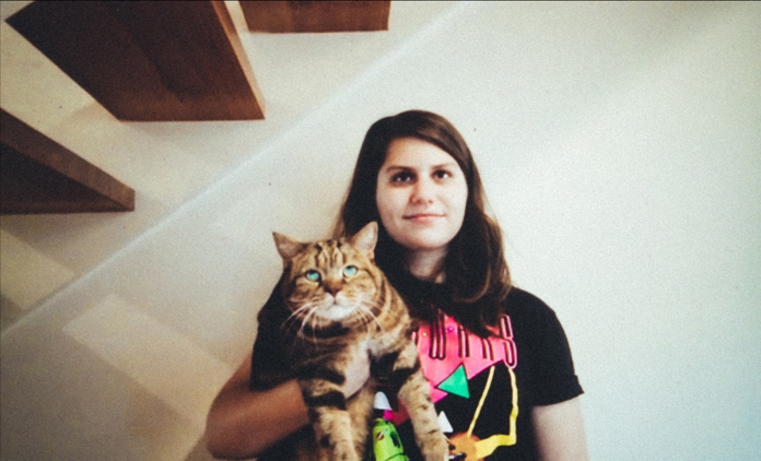 "Australias Alex Lahey (@AlexLahey on @DeadOceans) has surprise released a new EP, Between the Kitchen and the Living Room, which has new home recordings of previous songs. She has also shared a lyric video for ""Let's Go Out (Bedroom Version)."" undertheradarmag.com/news/alex_lahe…"