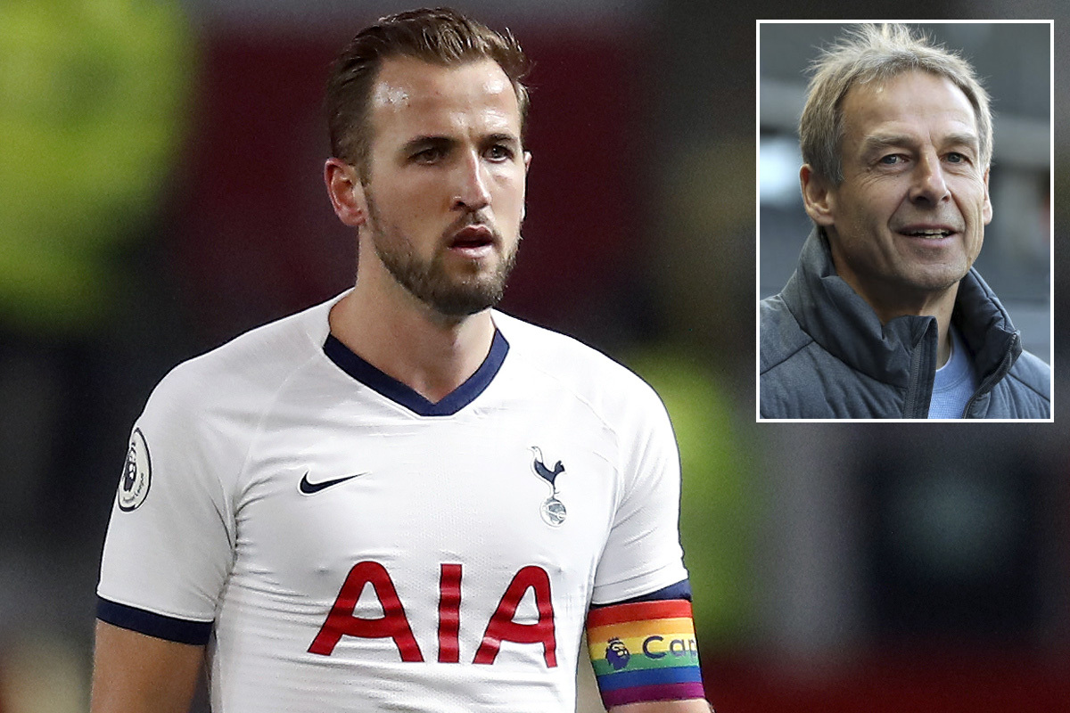 Harry Kane urged to stay at Tottenham and fight to win trophies by Jurgen Klinsmann #THFC dailystar.co.uk/sport/football…