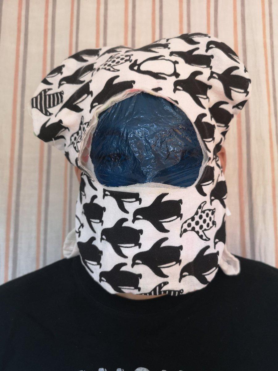 マスク 工事 u 字