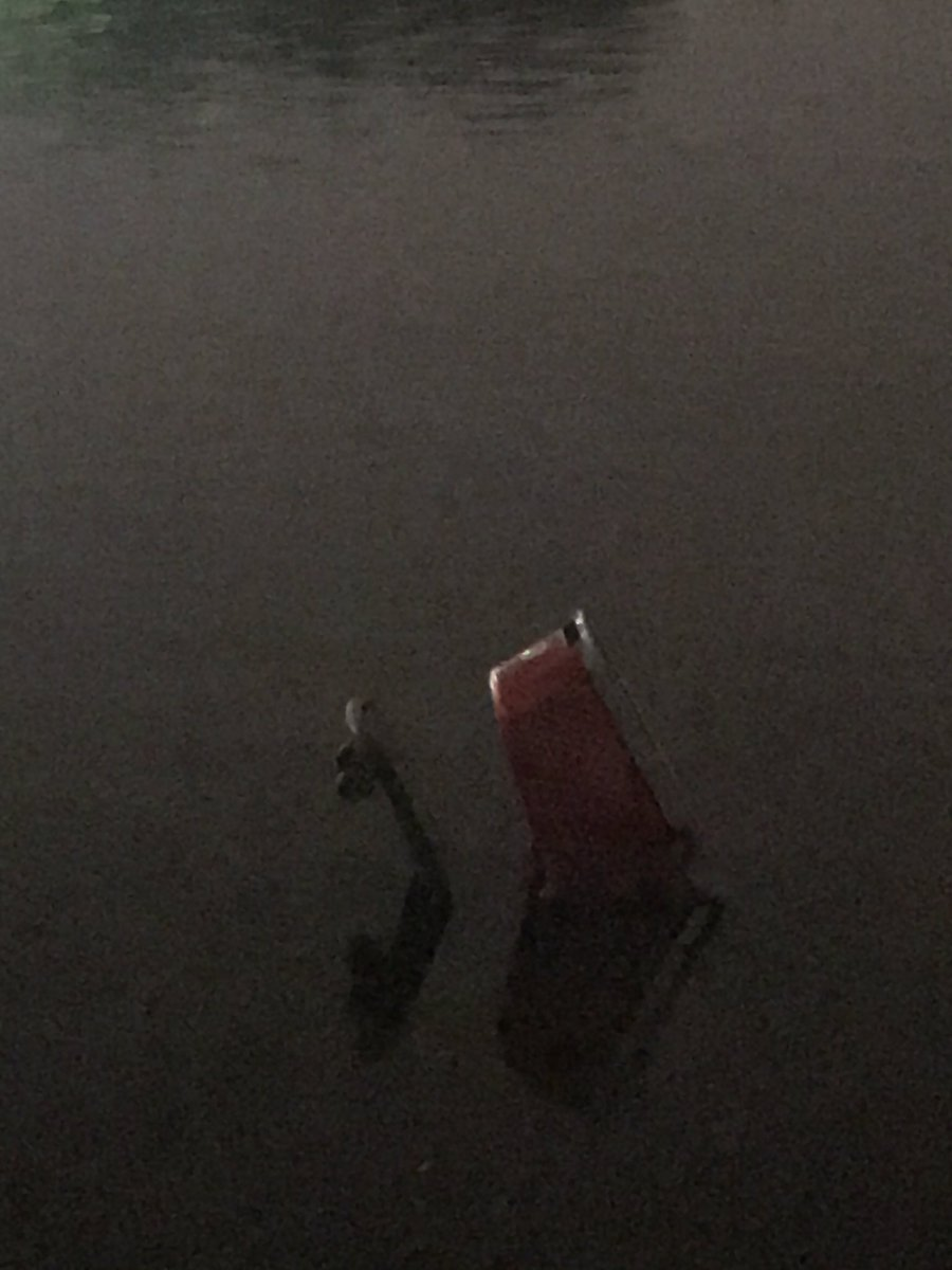 fuck it, target cart pushed into the hudson river <br>http://pic.twitter.com/C2X4pmeD0M