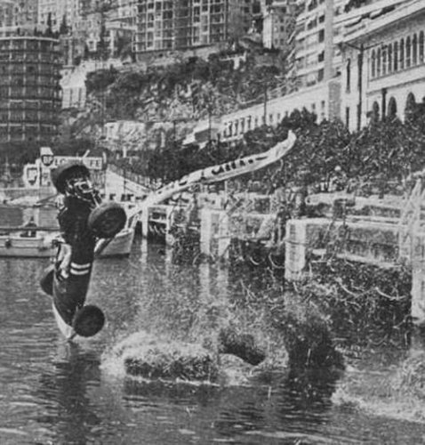 Who crashed into the harbour during the #MonacoGP  at #MonteCarlo staged #OnThisDay in 1966? https://t.co/j7udxLgDXt #F1 #Formula1 https://t.co/fO7PLrJ0Ec