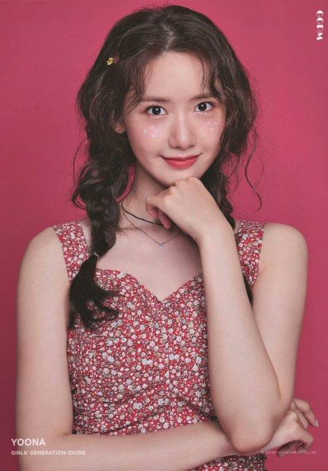 Happy Birthday To Girls\ Generation\s Goddess Im Yoona!!!