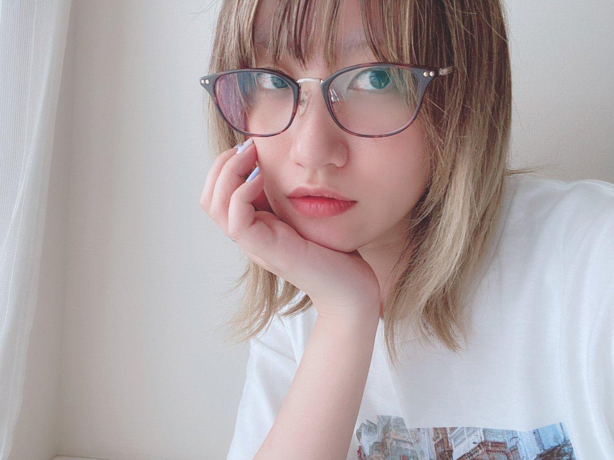 眼鏡新しくしたった( ᐛ )