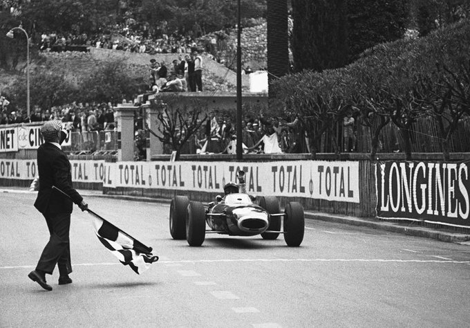 On this day in 1965, Graham Hill scored his 9th career @F1 win at Circuit de Monaco #Formula1 #F1 #MonacoGP https://t.co/ivpuiMc1nW