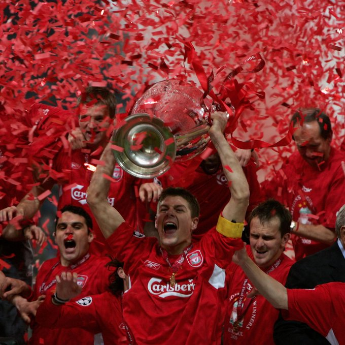 Happy 40th birthday, Steven Gerrard  One of the best midfielders to have ever played the game  Mr Liverpool