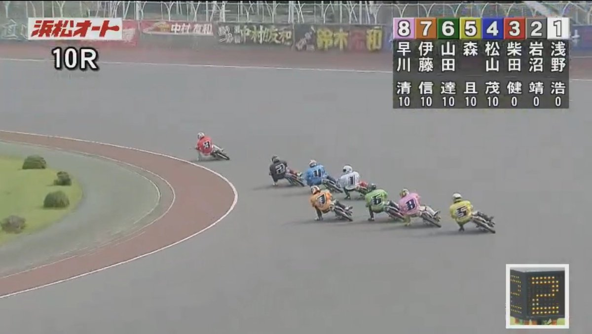 結果 レース 浜松 オート レース リプレイ 山陽オートレース レース結果一覧
