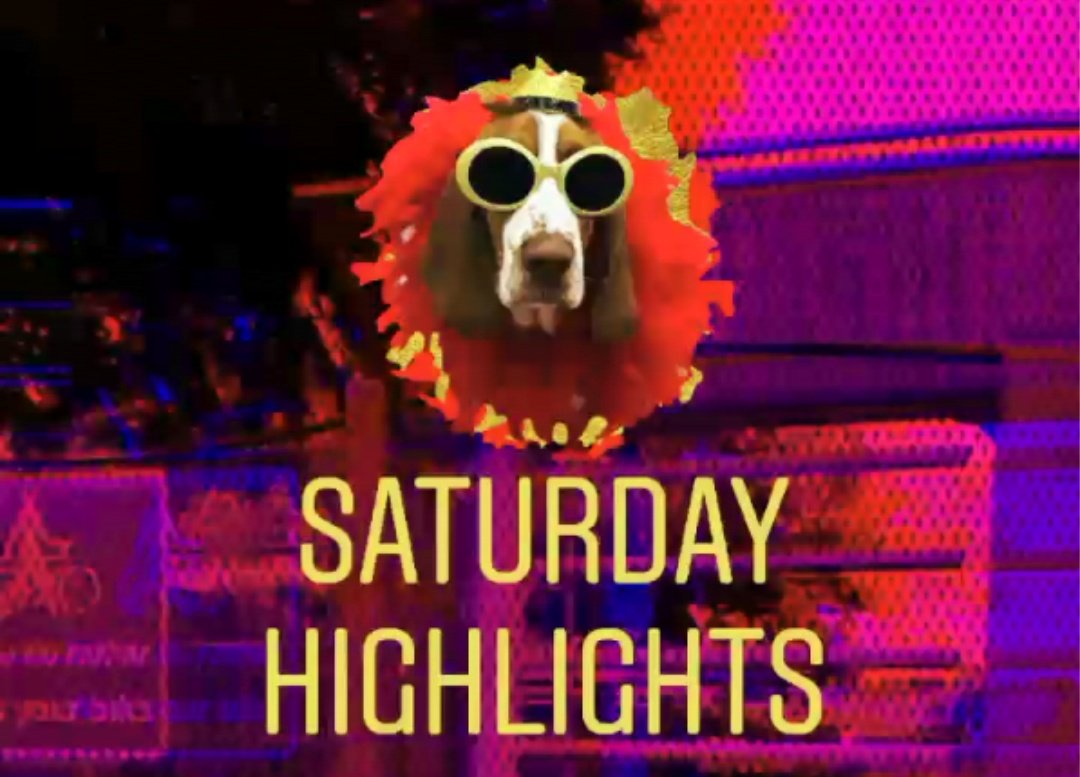 😎 Saturday Highlights... 13:00 Bágún agus Cabáiste 14:00 Hitchhikers Guide fit 6 16:00 Mad Scientists of Music 17:00 @RTEdoconone : Culture 18:00 @kexpUTN @jennylewis 19:30 @Sixfoot_Cuttin 21:00 Blue Note AIRB2B - Live 'til midnight https://t.co/bN3Flx4GJG
