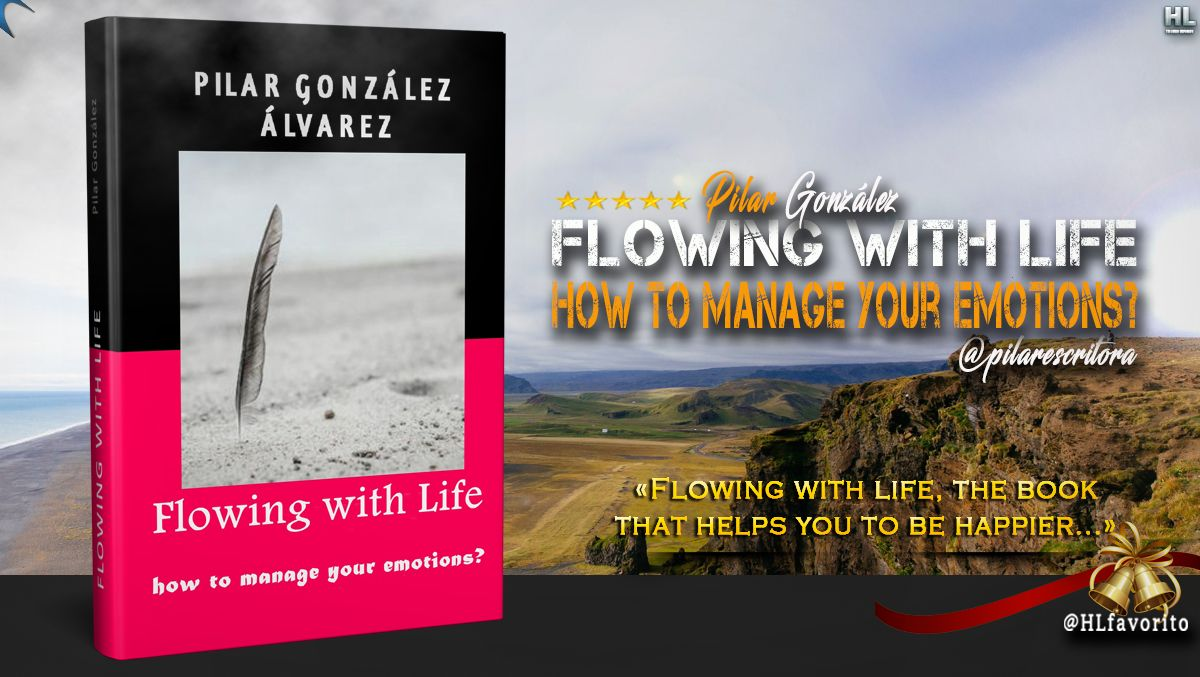 @pilarescritora Flowing with life  An essential guide to manage your emotions. More than 1 year in the top10 of http://amazon.es in the category of #selfhelp and #personaldevelopment #HappyWeekend #EEUU   https://cutt.ly/nrTMez1  #indieauthors #WritingCommunitypic.twitter.com/0YQSIR3tOK