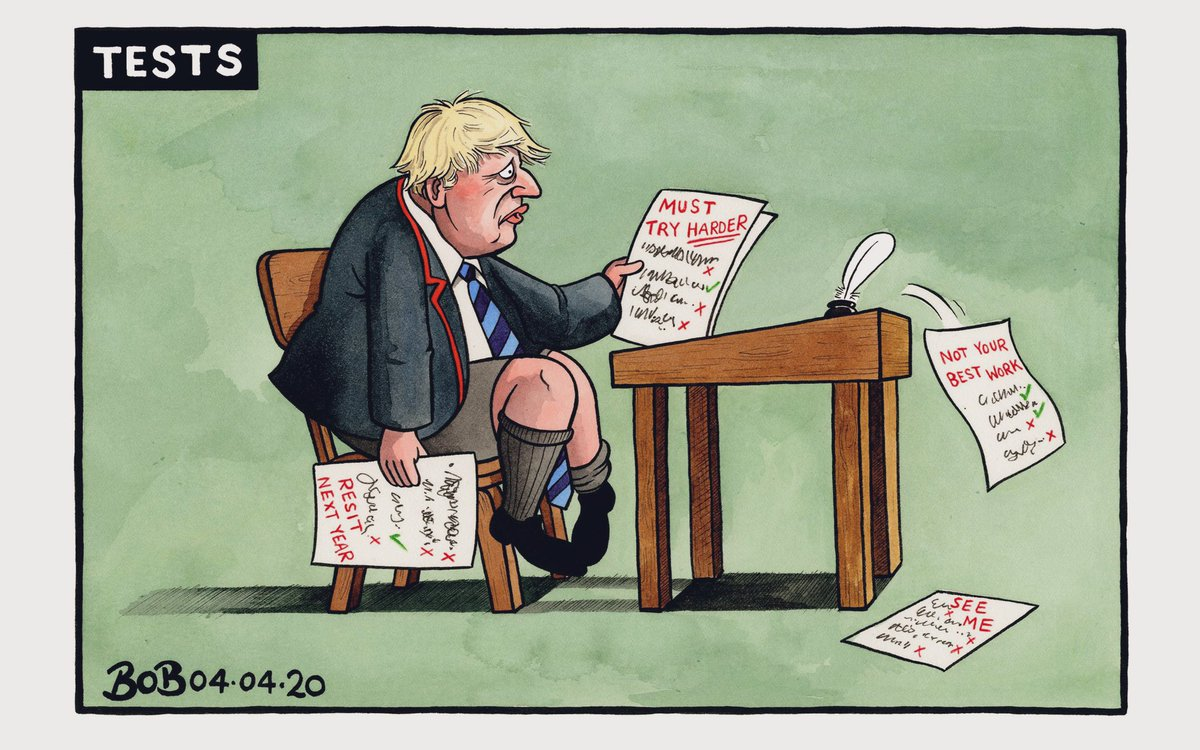 Cartoonists have always played an important part in hard times, over the years, and the #coronavirus crisis is no different.   (credits: various artists) #BorisJohnson #cartoons #news #Covid19uk https://t.co/mN8Euwm7Ds
