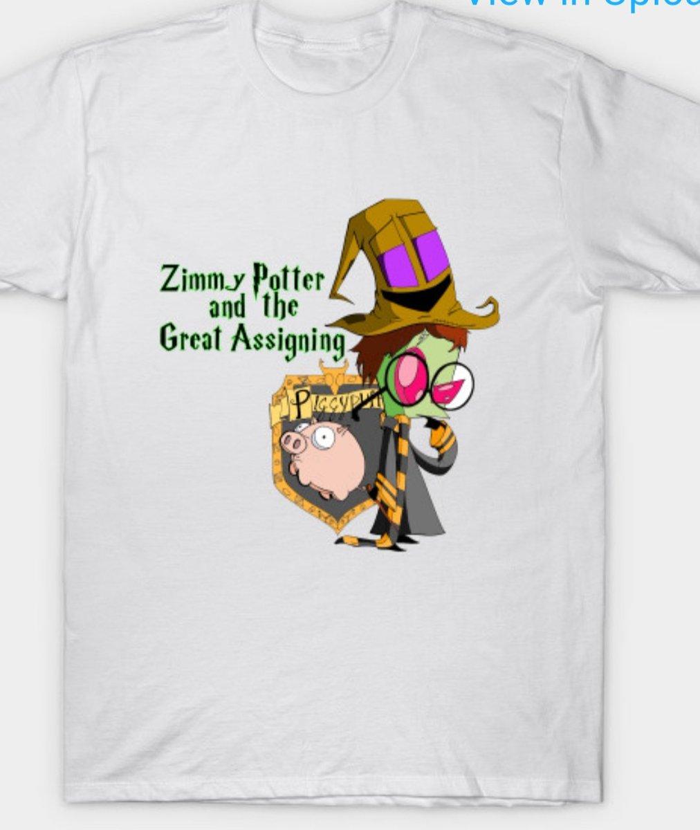 https://www.teepublic.com/user/ferrell #invaderzim #zim #gir #harrypotter #hogwarts #griffyndor #hufflepuff #ravenclaw #slytherin #cartoon #anime #cosplay #alien #robot #witch #art #artist #ArtistOnTwitter #starvingartist #draw #drawing #illustration #sketch #sketchbook #design #doodle #fanartpic.twitter.com/1VMlcgyI6Y