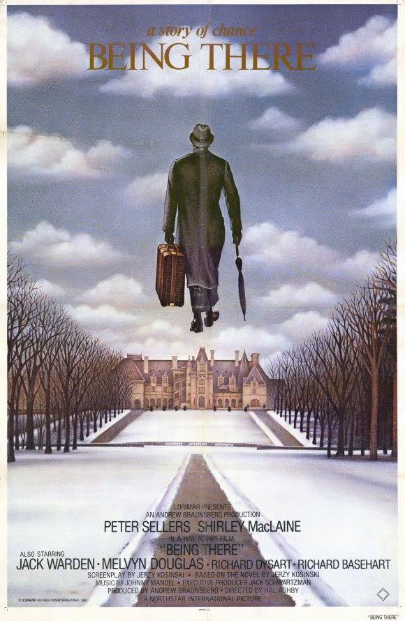 Being There - https://t.co/8gxUzAvVvh #BeingThere #HalAshby #PeterSellers #ShirleyMaclaine #Cinema #Film https://t.co/2s4hWIRDTa