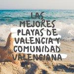 Image for the Tweet beginning: Las mejores #playas de #valencia