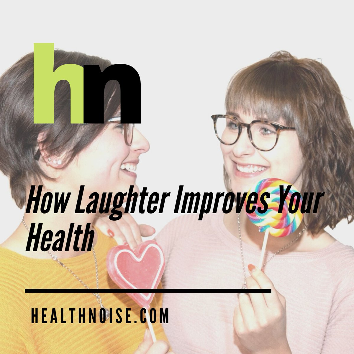 How Laughter Improves Your Health  Read more by visiting  #healthnoise #health #fitness #bodybuilding #fitnessgoals #bodygoals #blog #fitnessblog #nutrition #physicalhealth #stayhealthy