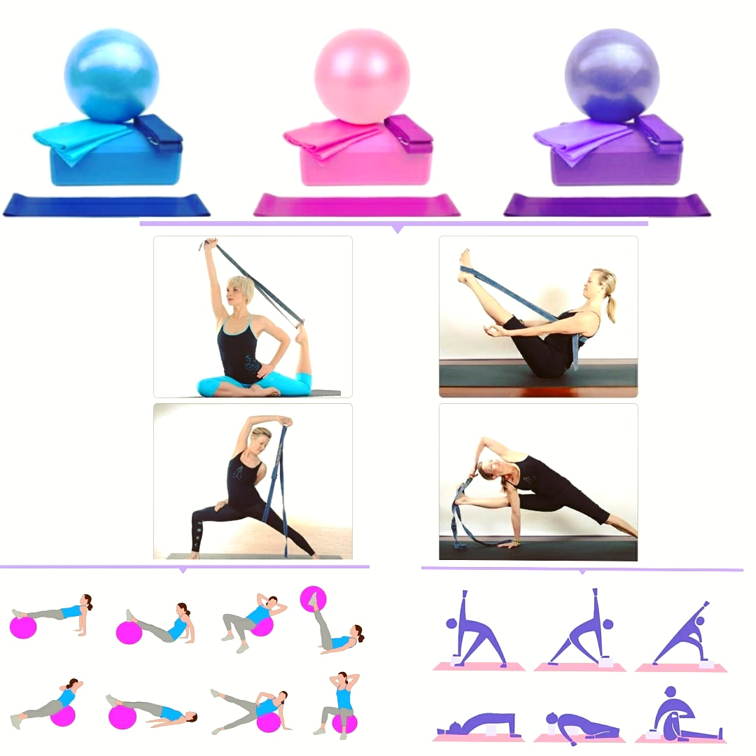 5pcs 12.99 <----click in the link #yogagirl #yogateacher #Gymshark #yogalife #yogalove #yogapose #YogaDuringLockDown #yoga #fitfam #fitness #fitgirl #fit #ExerciseAtHome #EjercitateEnCasa #pilates #HomeGym #gymgoals  #socialdistancingsports #gymtime