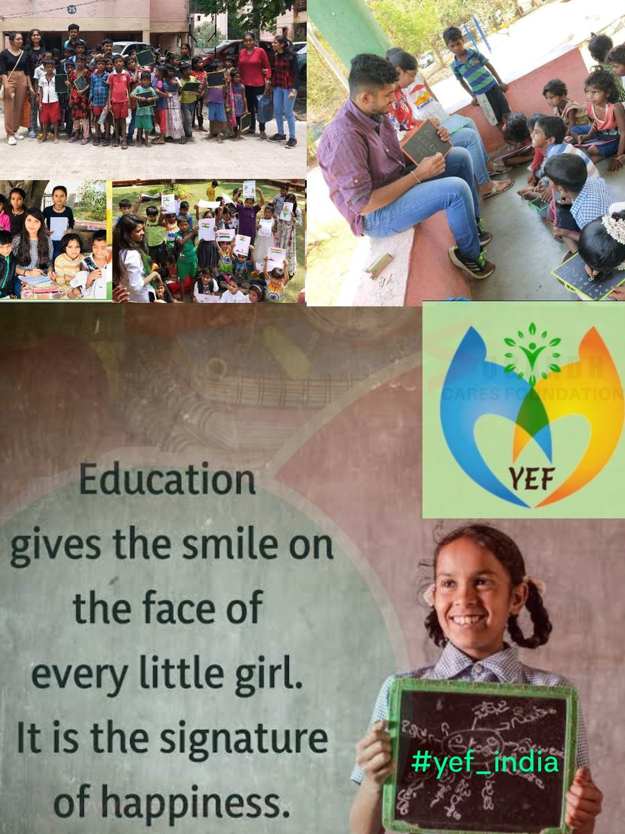 YOUTH EMPOWERMENT FOUNDATION  #yef_india  #ngo pic.twitter.com/GzxmGkcb3D