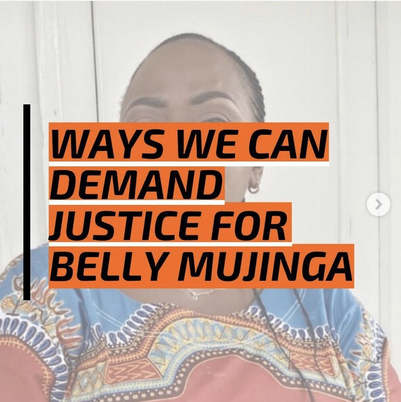 Justice for Belly Munjinga