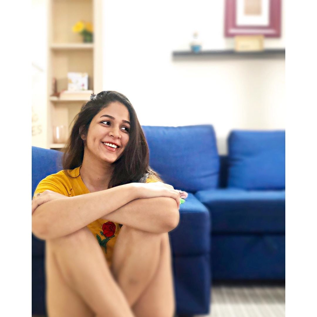 Not to spoil the ending for you but everything is going to be okay! 🦋 says @Itslavanya ♥ #LavanyaTripathi #QuarantineLife #Motivation #WeekendMood