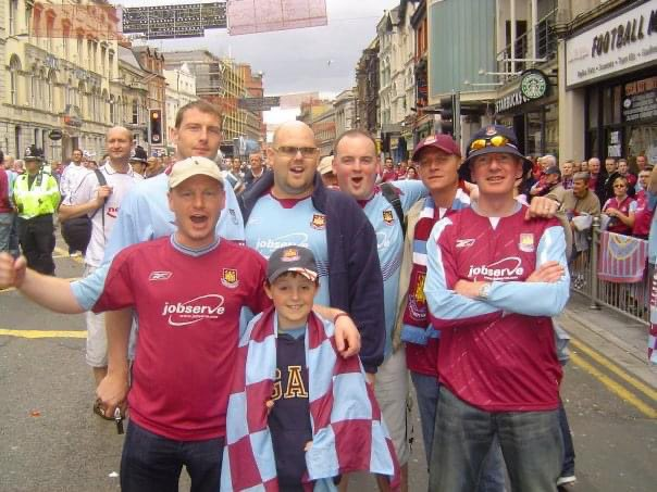 RT @RealMartinCee: 15 years ago! @Nick_J_Webb @TomTomda1 what a day! #COYI #WHUFC #PLAYOFFFINAL https://t.co/ppR54CDbgf
