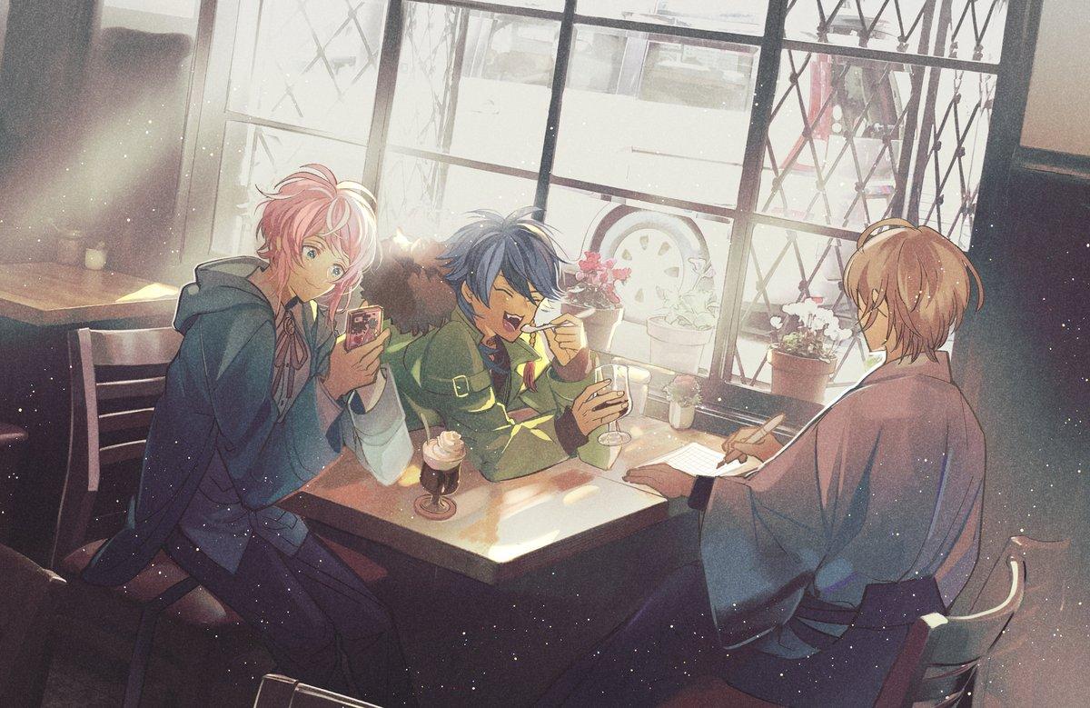 あの喫茶店🍭📚🎲