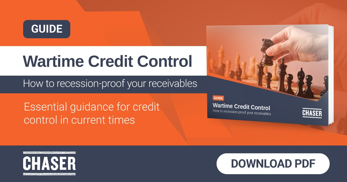 See our free PDF guide on how to recession-proof your receivables. Containing essential, actionable advice for credit control in current times https://hubs.ly/H0qWq0z0  #RecessionProof #BusinessSupport #BusinessRevival #CreditControl #Cashflow #SME #SmallBiz pic.twitter.com/V0ax1DSS5s