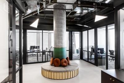 Nuovo progetto di #RoyDavidArch per Cato Networks Tel Aviv nella rubrica LINKCHAT di #OfficeObserver #oodp #ufficio #design #officeinterior #officedesign #creativeoffice #workplace #spaceplanning #progettazione via @danilopremoli ➡