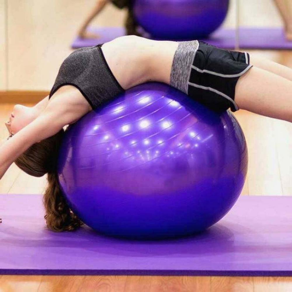 Unisex Yoga Balls - Various Diameters   Price: $29.96  Sale Price: $23.66 #YogaBall #Fitness #OutdoorActivities #Sports #Yoga