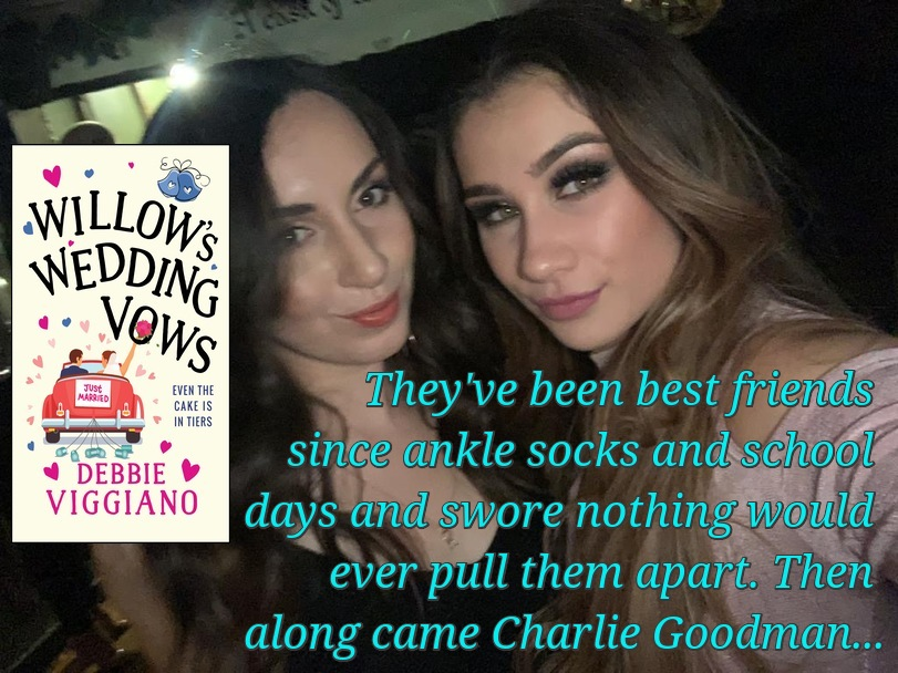 Willow and Emma always promised to be each other's bridesmaid. Suddenly, it's a bit awkward...  An absolutely unputdownable #romantic #comedy with a twist!  #SaturdayMotivation #mustread #Romance #humour #KindleUnlimited   £1.99
