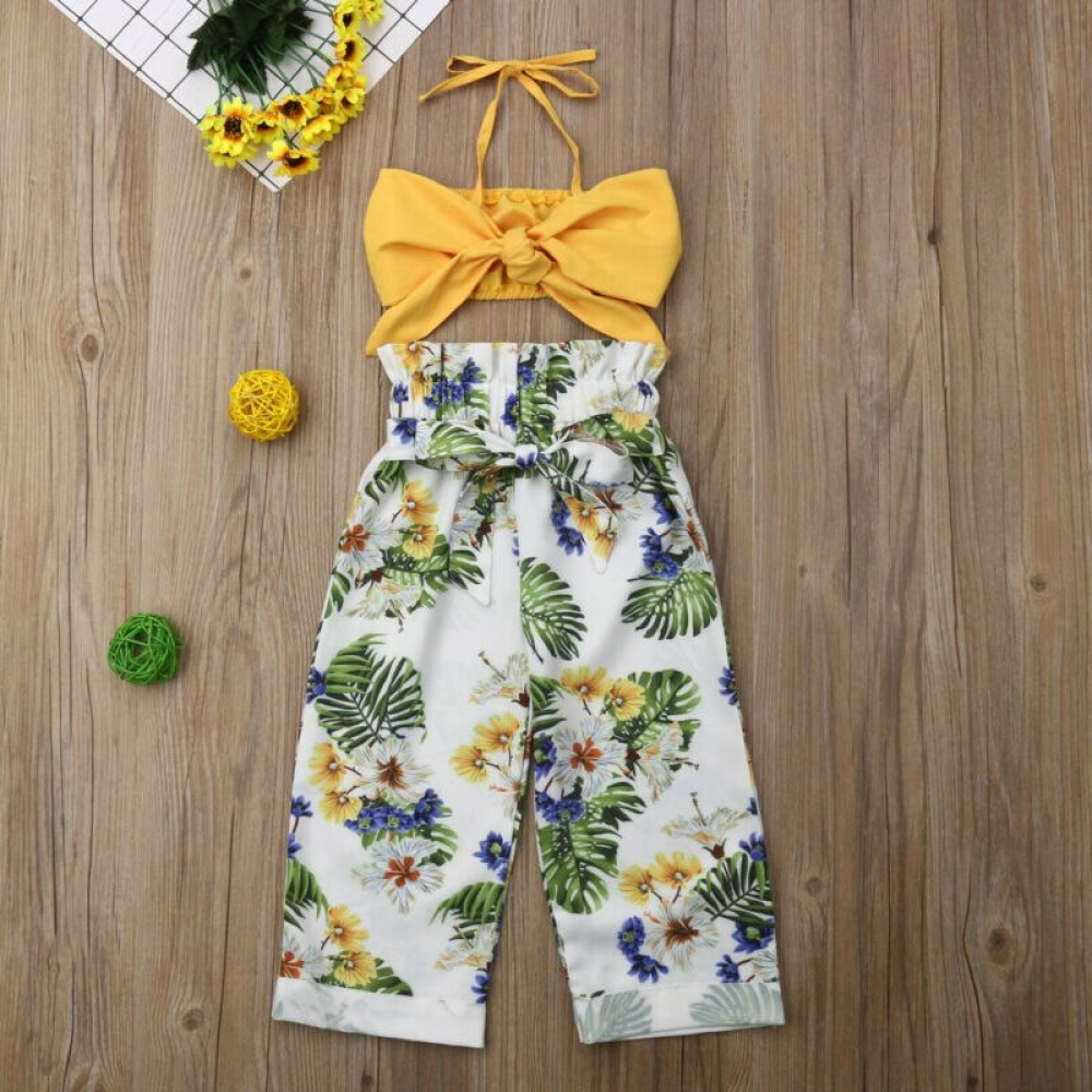 #newbornbaby #girl Boutique girl clothes 2pcs Toddler Kid Baby Girl Clothes Floral Sleeveless Bandeau Tops Pants Outfits https://cubbyandbubby.com/boutique-girl-clothes-2pcs-toddler-kid-baby-girl-clothes-floral-sleeveless-bandeau-tops-pants-outfits/…pic.twitter.com/vZCdzVlL9P