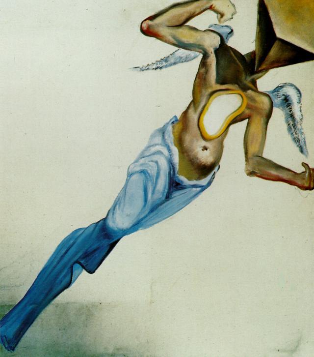 Surrealist Angel, 1977 #surrealism #dali pic.twitter.com/ACyWjsn3vv