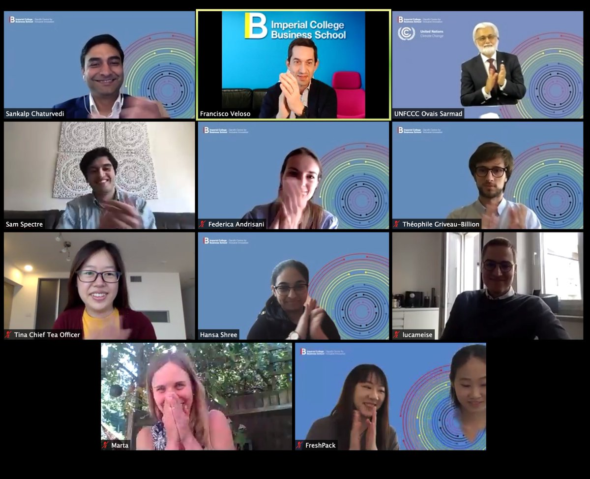 The @GandhiCentreIC's first virtual Social Impact Day brought together academics, students and experts to celebrate #SocialImpact. From cricketing legend to student entrepreneurs, the event was a huge success. Full story & recording here: https://imprl.biz/2MbgVyc  #ideas2impact2020pic.twitter.com/WaL6cqKB3Z