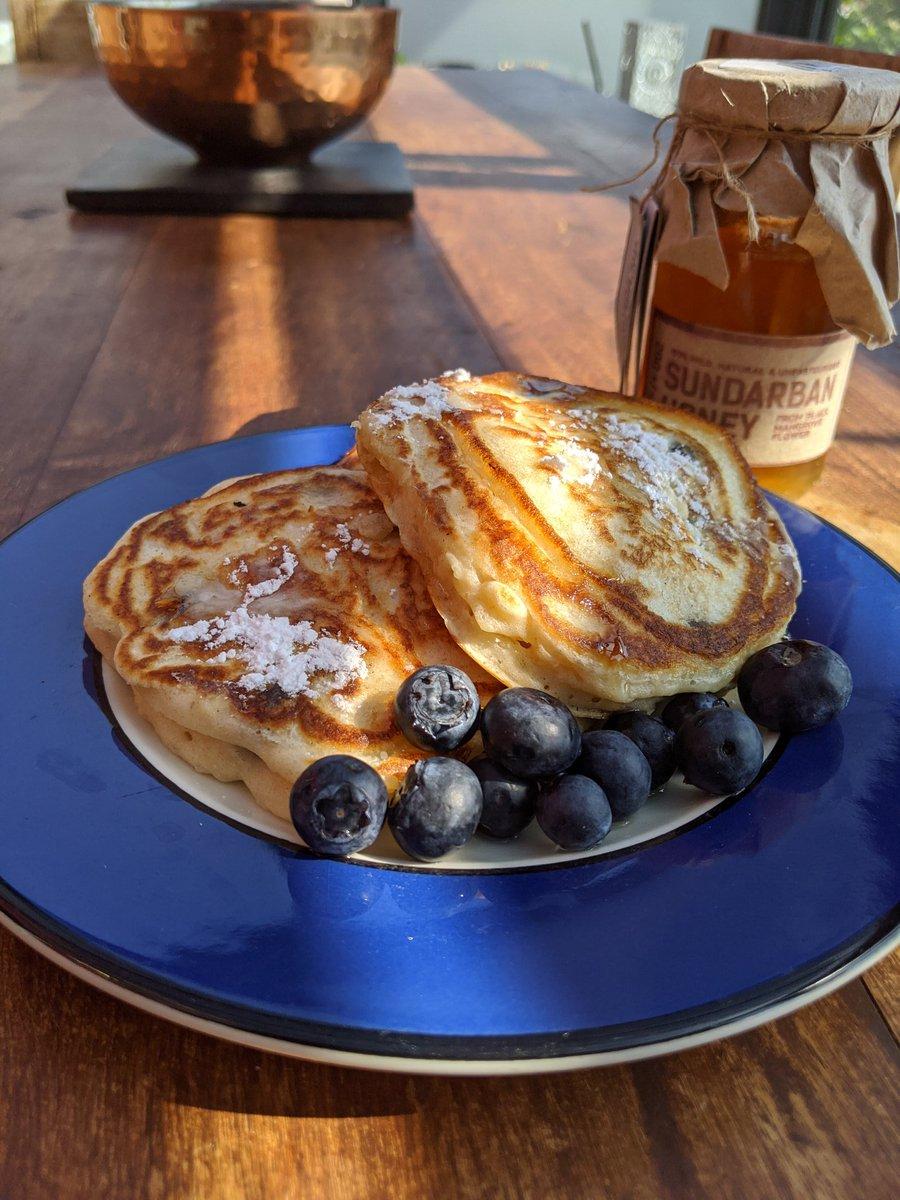 #breakfast #foodporn #pancakes #quarantinekitchen