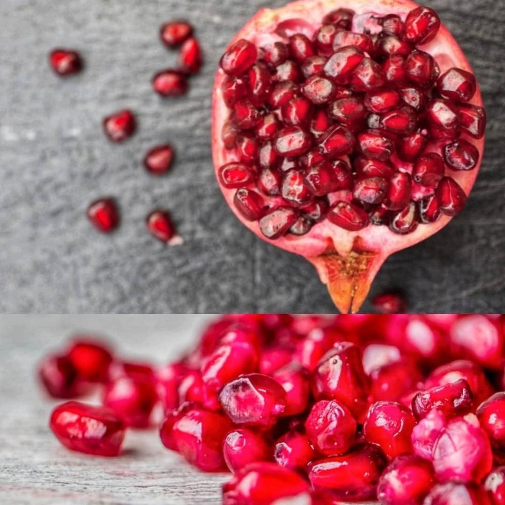 La melagrana... #red #fruit #tannino #breakfast #photos #foto #food #foodblogger #chef #foodporn #piattiitaliani #cucina #italia #homemade #km0 #weareinpuglia #comment4comment #like4followers #likeforlike #followforfollowback #goodmorning #fruits #melagr…