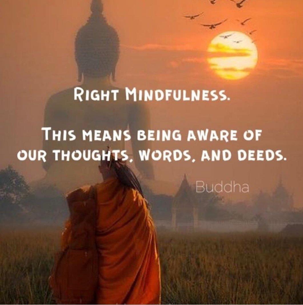 #SaturdayThoughts #SaturdayMotivation #Buddha #Buddhism #Mindfulness #meditation #innerpeace #Happiness #wellness #selfcare #selflove #mindsetmatters #Mindset #MentalHealthAwareness #mentalhealth https://t.co/OnefgyU1aa