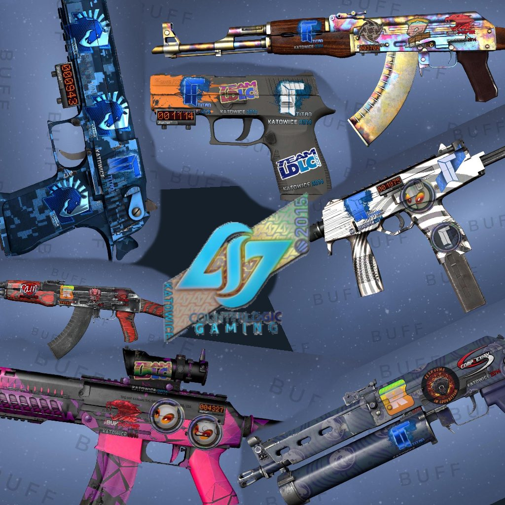 GOODBYE GIVEAWAY👋🏽 cashing out my katos for really low prices and I still lower prices daily: bit.ly/3dgxO6B I am giving away one unapplied CLG Kato 15 Holo Sticker (55$) after my last kato 14 skin is sold. To participate: just Retweet! Bots/empty accounts can't win