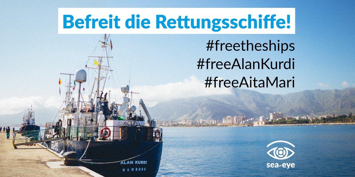 Mehr als 7000 Menschen fordern die Freilassung der #AlanKurdi und der #AitaMari. Wer dem @alarm_phone folgt, der weiss wie dringend Hilfe gerade jetzt gebraucht wird. Ministerin @paola_demicheli, bitte setzen Sie sich persönlich für das Ende der Festsetzungen ein. #freeAlanKurdi