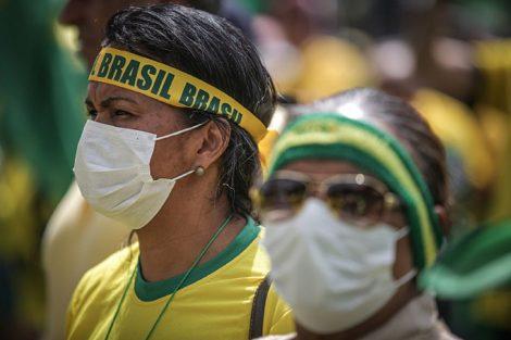 Covid19, in Brasile la conta dei positivi e dei morti è sempre più alta (I DATI) - https://t.co/fOIbA0vMYk #blogsicilia #covid19 #coronavirus #brasile