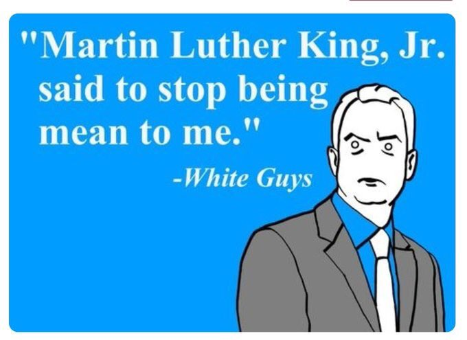 This is everyone trying to pull out MLK quotes to condemn the protests.