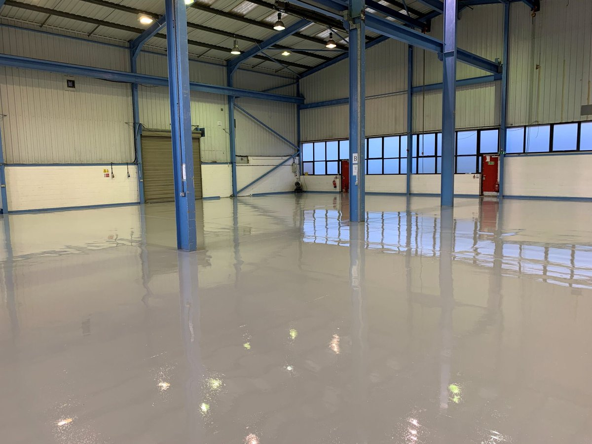 If you are looking to add more value to your #CommercialProperty then #EpoxyFlooring is a great choice as it can help you maximize the available space and improve the interior looks of your building.  Discover more..https://t.co/ACRcNt5YGi   #Kidderminster #Worcester #UKmfg #Mfg https://t.co/NcEKNc9FDy