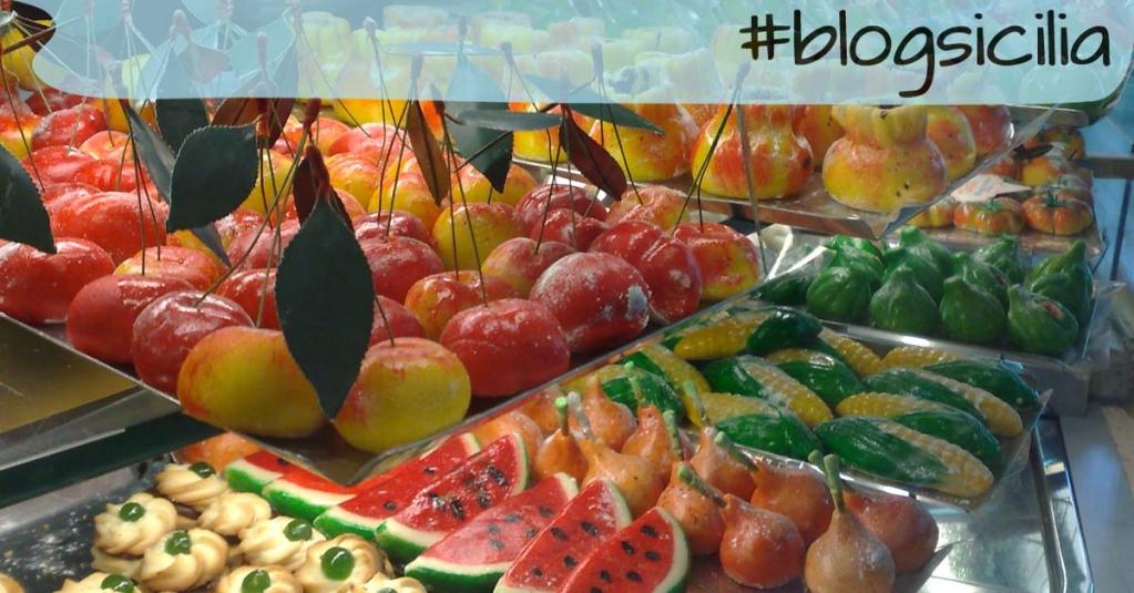 Buon pranzo da #blogsicilia #fruttadimartorana