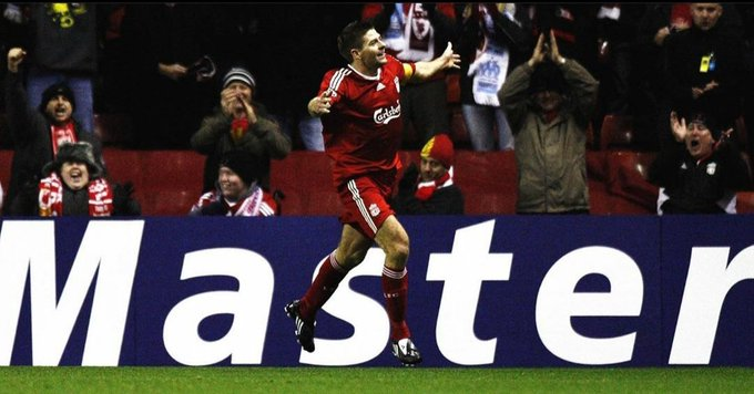 Happy birthday to the greatest English midfielder of all time, Steven Gerrard