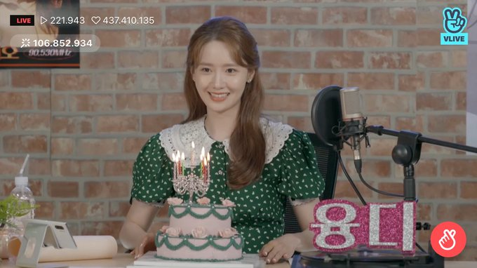 And once again HAPPY BIRTHDAY IM YOONA  good bless you always..