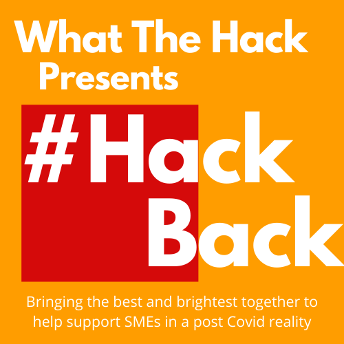 We're delighted to be sponsors of #HACKBACK - an exclusive #hackathon in #Ireland focused on supporting #SMEs in their recovery period! All attendees will be allowed to build and deploy on #Azure! https://t.co/xezo7egXmE #MSDevIRL #Cloud #Developers https://t.co/HrVQvQnJgj